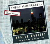 Modern Wonders of the World: The Empire State Building by Sheryl Peterson