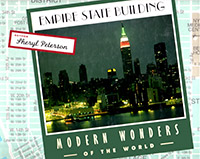 The Empire State Building by Sheryl Peterson. Illustrated by Kelly Dupre.