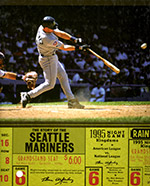 The Story of the Seattle Mariners by Sheryl Peterson